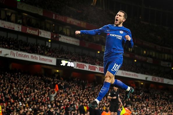 Danh bai Chelsea,  Arsenal vao chung ket League Cup anh 5