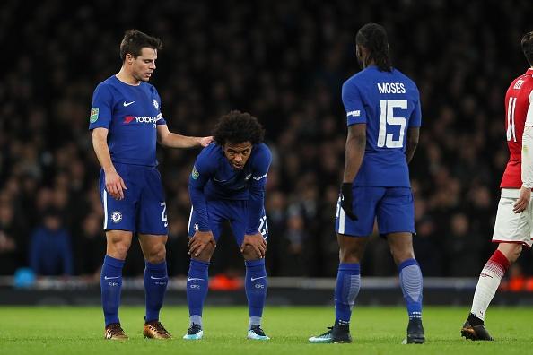 Danh bai Chelsea,  Arsenal vao chung ket League Cup anh 8