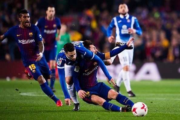 Messi, Suarez ghi ban giup Barcelona tien vao ban ket cup Nha Vua hinh anh 11