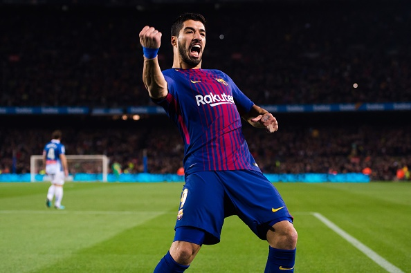 Messi, Suarez ghi ban giup Barcelona tien vao ban ket cup Nha Vua hinh anh 4