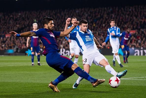 Messi, Suarez ghi ban giup Barcelona tien vao ban ket cup Nha Vua hinh anh 8