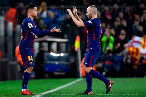 Messi, Suarez ghi ban giup Barcelona tien vao ban ket cup Nha Vua hinh anh 9