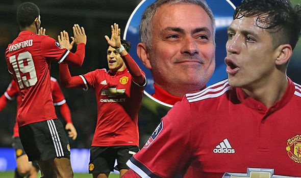 Mourinho ly giai viec Sanchez chua the toa sang tai Old Trafford hinh anh 1