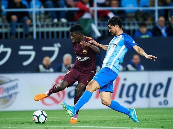 Vang Messi, Barca bay tren doi canh cua Suarez va Coutinho hinh anh 5