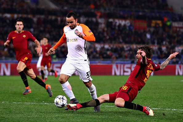 Dzeko lap cong dua AS Roma vao tu ket Champions League hinh anh 4