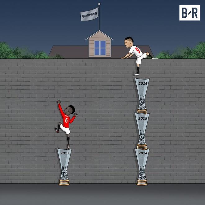 Hi hoa Messi 'xau kim' Courtois dua Barca vao tu ket Champions League hinh anh 4