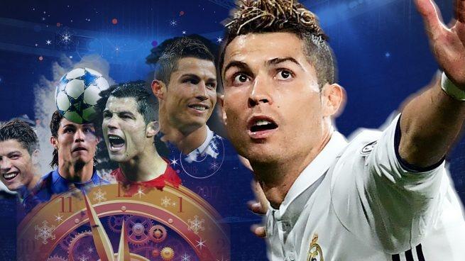 Cristiano Ronaldo - Phien ban di nhan Benjamin Button ngoai doi thuc hinh anh 1