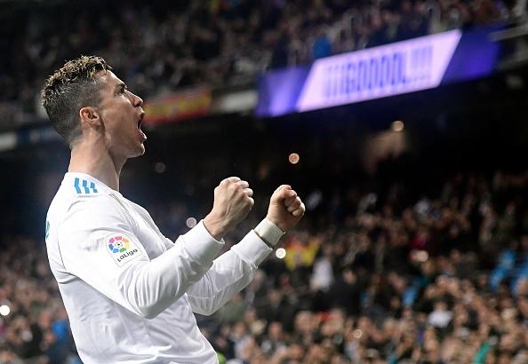 Ronaldo lap poker, Real gianh chien thang 6-3 truoc Girona hinh anh 6