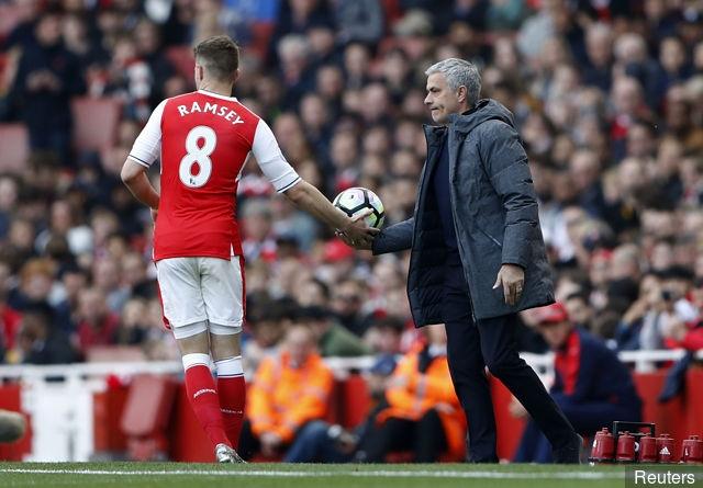 Mourinho tim nguoi thay Pogba, Real len ke hoach mua Salah hinh anh 1