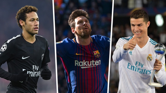 Roberto Carlos: 'Con Messi va Ronaldo,  Neymar se khong co Qua bong vang' anh 1