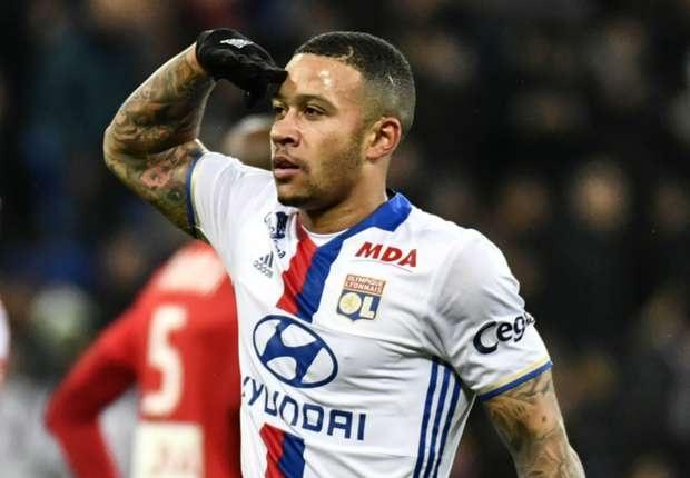 Highlights Metz 0-5 Lyon: Depay ghi ban va lap Poker kien tao hinh anh
