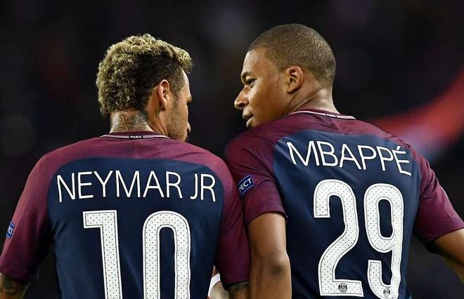 Vi Neymar va Mbappe, PSG co the bi cam tham du Champions League hinh anh