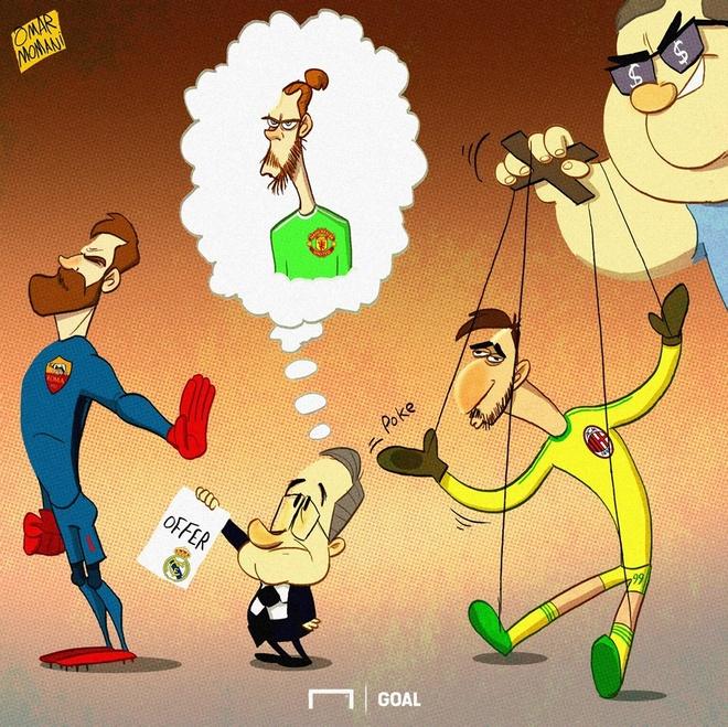 Hi hoa Mourinho di theo 'vet xe do' o Chelsea hinh anh 5