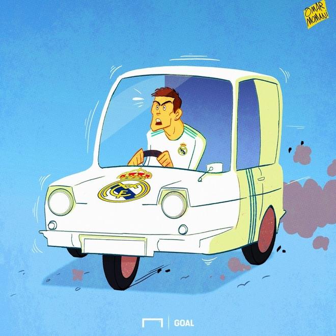 Hi hoa Mourinho di theo 'vet xe do' o Chelsea hinh anh 8