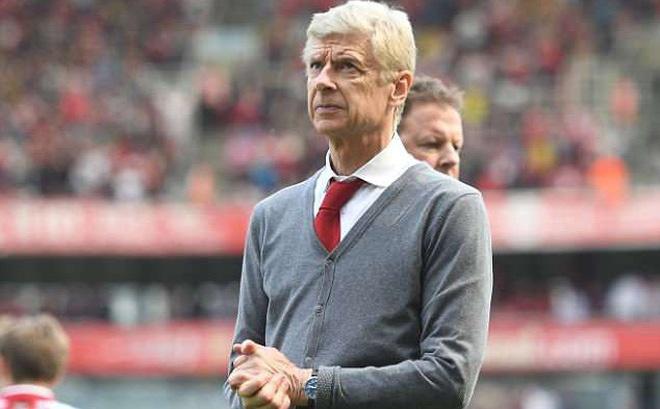 Arsenal ra dieu kien ky la cho nguoi ke nhiem HLV Wenger hinh anh