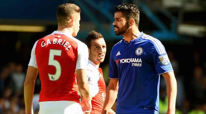 HLV Simeone dung Costa de doa Arsenal truoc ban ket Europa League hinh anh 1