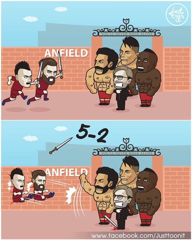 Hi hoa Real cho Liverpool o CK Champions League hinh anh 3