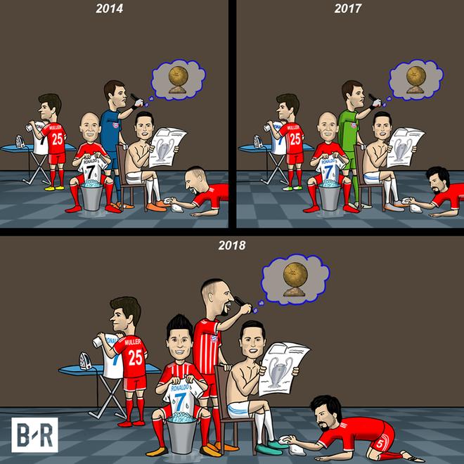 Hi hoa Real cho Liverpool o CK Champions League hinh anh 1