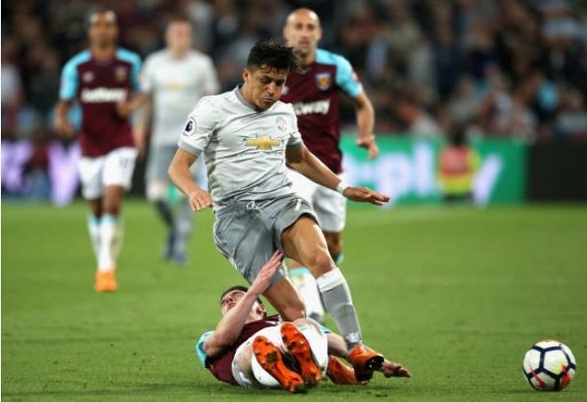 Cham diem West Ham 0-0 MU: Sanchez hay nhat tran hinh anh 11