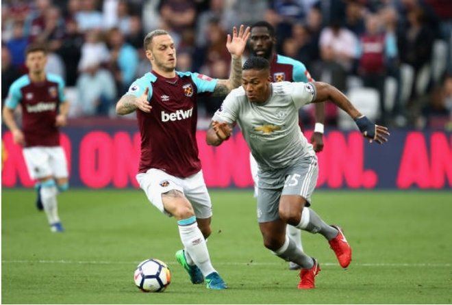 Cham diem West Ham 0-0 MU: Sanchez hay nhat tran hinh anh 2