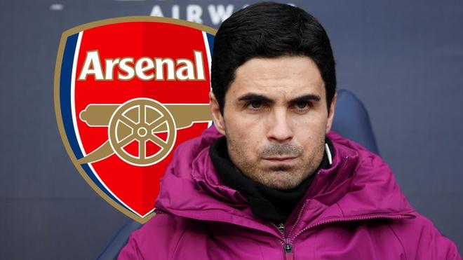 Dam phan roi Man City, Arteta san sang dan dat Arsenal hinh anh 1