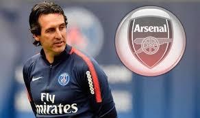 CDV Arsenal tuc gian vi tin BLD chon Emery thay Wenger hinh anh
