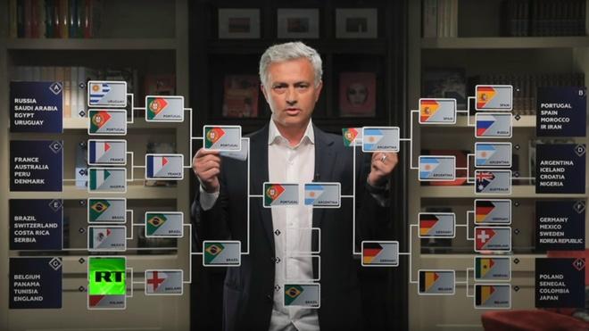 Mourinho: 'DT Anh du kha nang vo dich World Cup' hinh anh 2