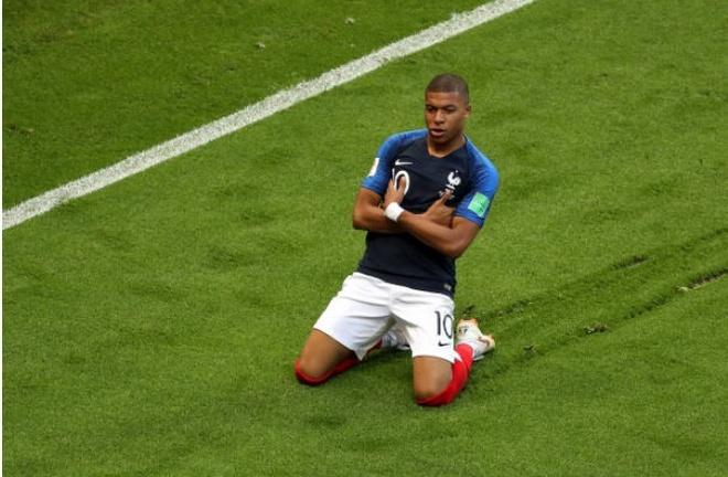 Cham diem Phap 4-3 Argentina: Mbappe hay nhat tran hinh anh