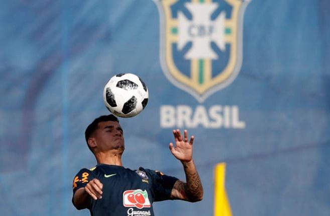 Neymar doi kieu toc truoc tran 'sinh tu' voi Mexico hinh anh 6