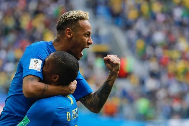 Neymar doi kieu toc truoc tran 'sinh tu' voi Mexico hinh anh 3