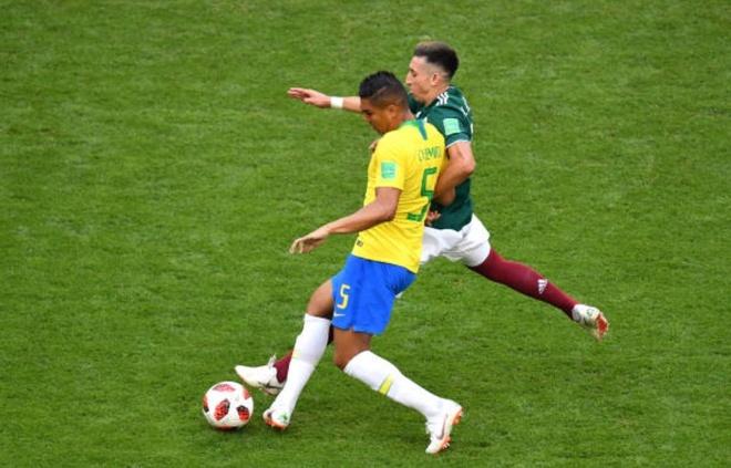 Cham diem Brazil 2-0 Mexico: Tuyet voi Neymar anh 6