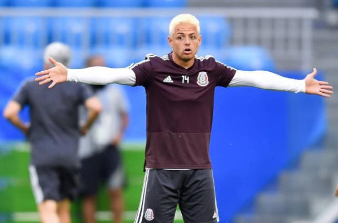 Neymar doi kieu toc truoc tran 'sinh tu' voi Mexico hinh anh 9
