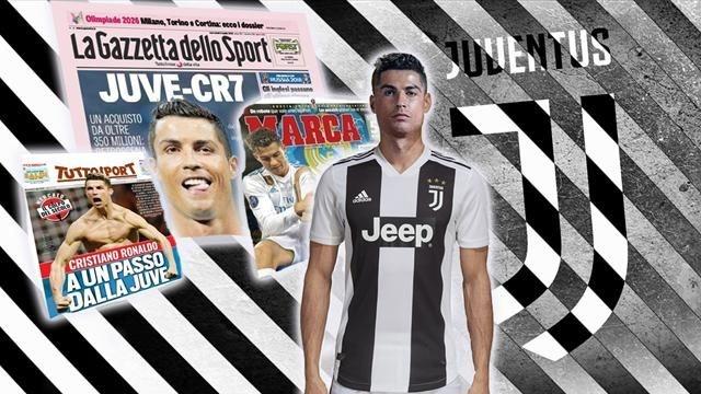 'Ronaldo dat thoa thuan va hoan tat kiem tra y te voi Juventus' hinh anh