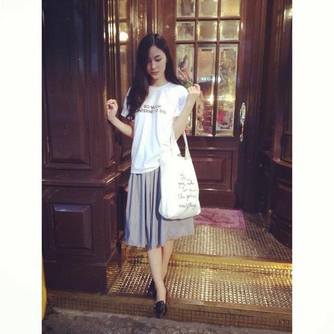 Diem danh 5 hot girl Viet mac dep nhat nam 2013 hinh anh 12