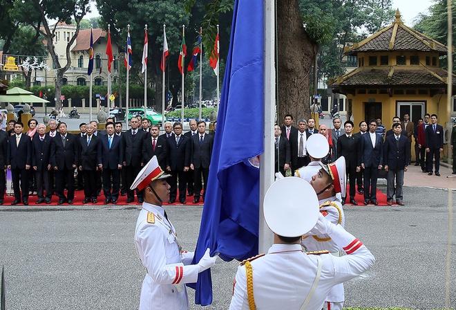 Nghi le thuong co ASEAN tai Ha Noi, TP HCM hinh anh 1