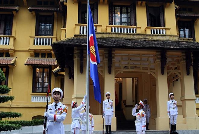 Nghi le thuong co ASEAN tai Ha Noi, TP HCM hinh anh 2