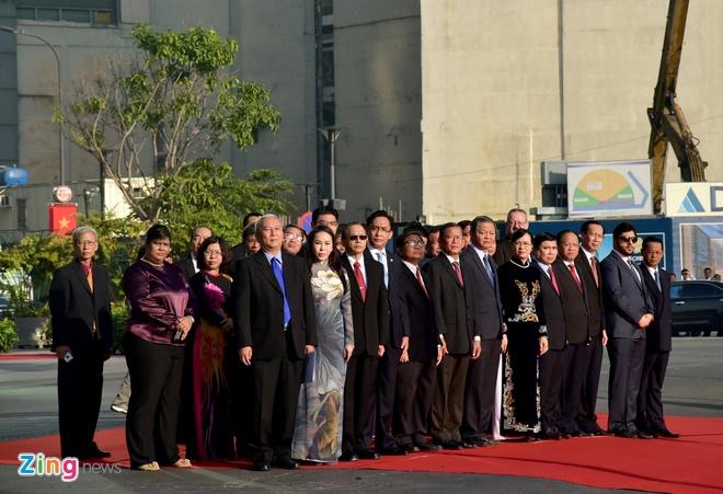 Nghi le thuong co ASEAN tai Ha Noi, TP HCM hinh anh 14