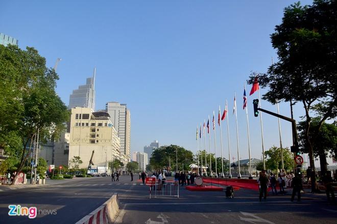 Nghi le thuong co ASEAN tai Ha Noi, TP HCM hinh anh 6