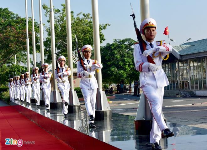 Nghi le thuong co ASEAN tai Ha Noi, TP HCM hinh anh 7