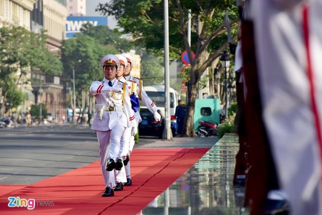 Nghi le thuong co ASEAN tai Ha Noi, TP HCM hinh anh 8