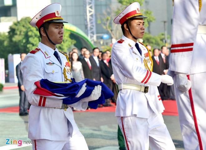 Nghi le thuong co ASEAN tai Ha Noi, TP HCM hinh anh 9