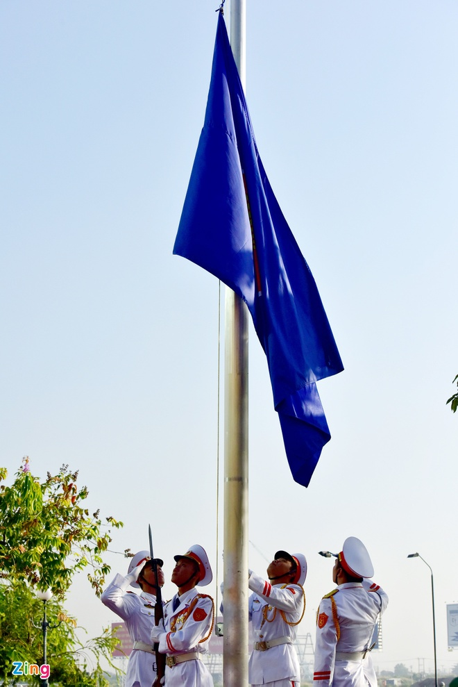 Nghi le thuong co ASEAN tai Ha Noi, TP HCM hinh anh 12
