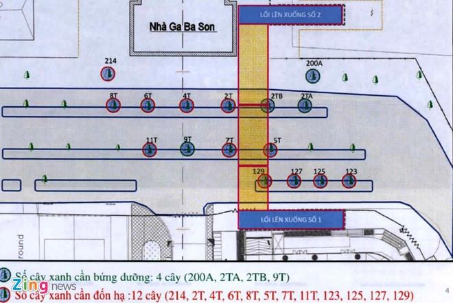 Don ha 12 cay xa cu de xay ga metro o Sai Gon hinh anh 2