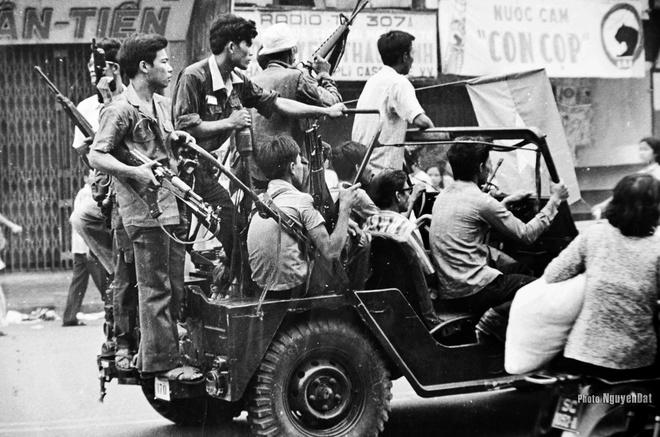 Khoanh khac Sai Gon 30/4/1975 cua thanh nien 19 tuoi hinh anh 5