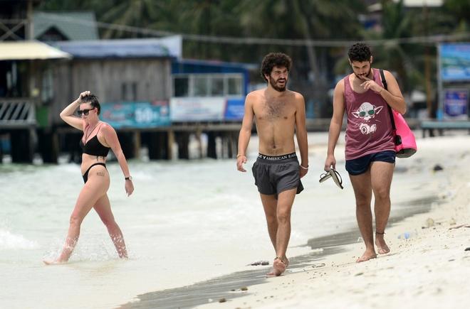 'Thien duong Maldives' o Dong Nam A hinh anh