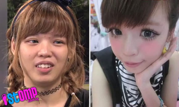 Nhan sac khong son phan cua hot girl hinh anh