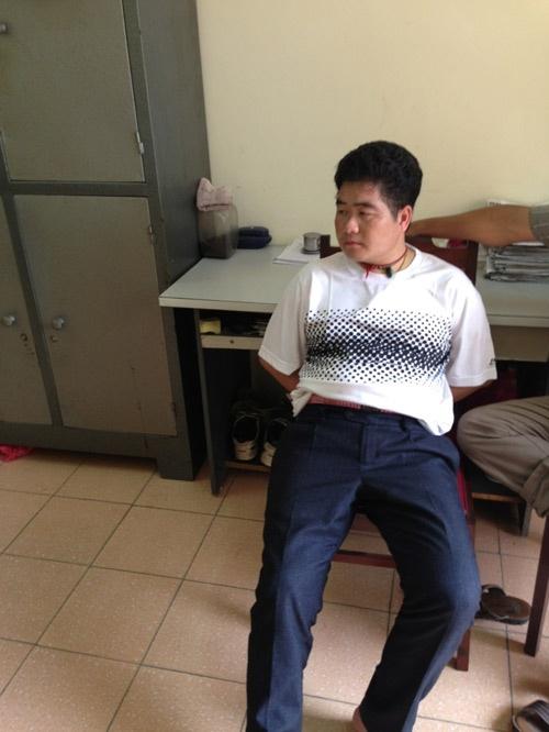 Mat xich 'Thao Xiu' trong vu bat giu Tang Keangnam hinh anh 1