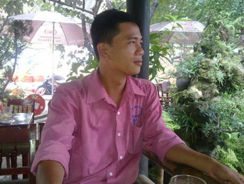 Chang trai to chuc dam cuoi du nguoi yeu sap mat hinh anh