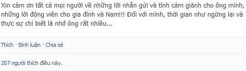 Chau noi Dai tuong Vo Nguyen Giap trang dem tiec thuong ong hinh anh 2