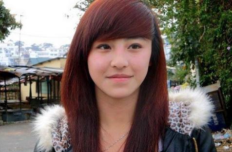 Hot girl banh trang tron: 'Chong vui khi vo noi tieng' hinh anh